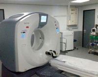 El nuevo TAC del hospital entra en funcionamiento