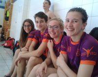 Buenos resultados de los nadadores yeclanos en Lorca