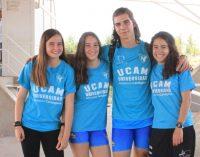 Gran papel de los atletas yeclanos en el Campeonato de España