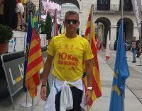 Daniel Santa deja huella en el Campeonato de España de 10K en ruta