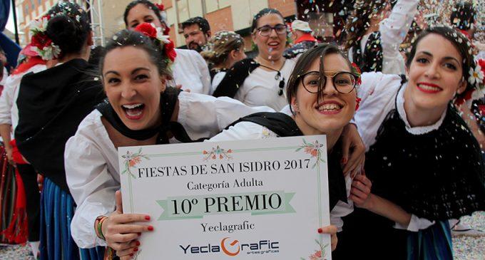 Fotografías cargadas de alegría en el día de la cabalgata de San Isidro