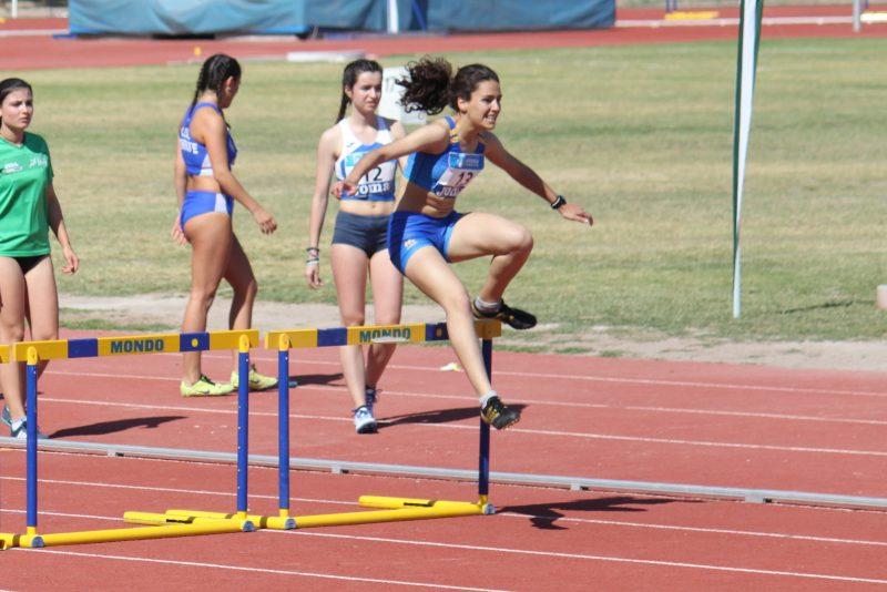 Lorena (1) campeonato de españa clubes junior