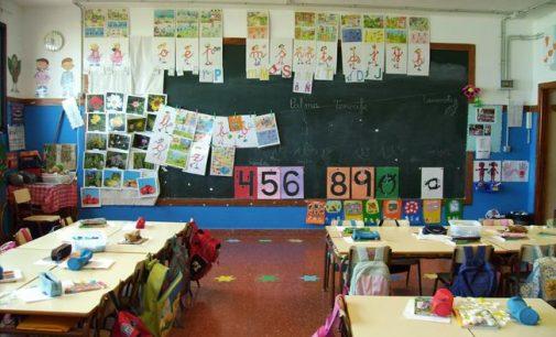 Los colegios de la ciudad tendrán 17 aulas de infantil de tres años el próximo curso