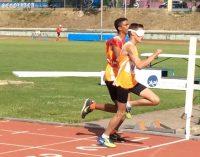 Blas Villaplana, bicampeón nacional en el Campeonato de España de atletismo para ciegos