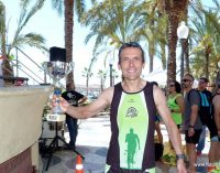 Francisco Antonio Martínez brilló en la media maratón de Alicante