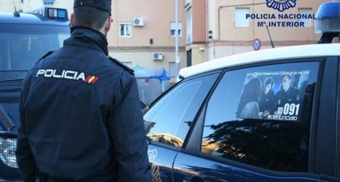 La policía incauta ocho kilos de cocaína en una operación con tres detenidos