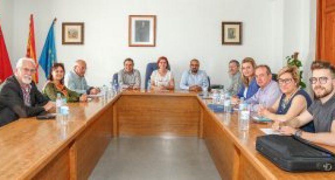 La asociación que gestiona los fondos FEDER traslada su sede a Jumilla
