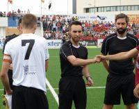 El árbitro yeclano Pedro Campoy asciende a Segunda B
