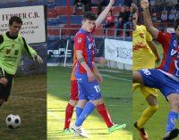 Fran, Agus y Pascui dejan el Yeclano y la práctica del fútbol