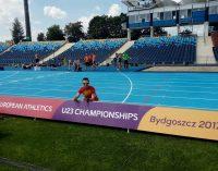 Iván López, 19º de Europa en 20 kilómetros marcha