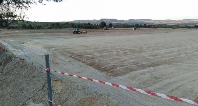 Cefusa anuncia que paraliza la construcción de la granja de cerdos