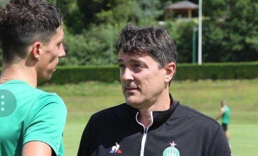 Antonio Puche, segundo entrenador de Óscar García en el Saint-Étienne