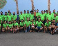 El Club Fondistas Yecla celebra su décimo cumpleaños