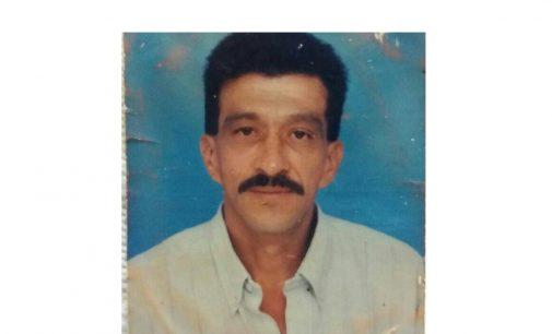 Un familia desesperada por estar al lado de la víctima: Gustavo Montoya