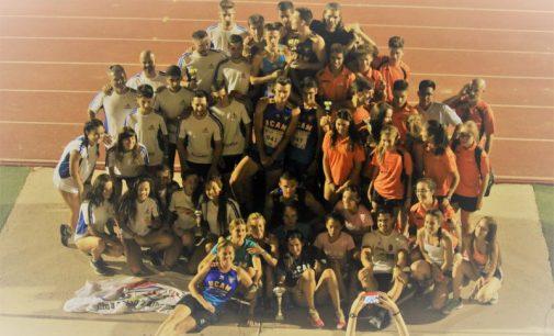 El ADA Yeclano, entre los mejores clubes de atletismo de la Región