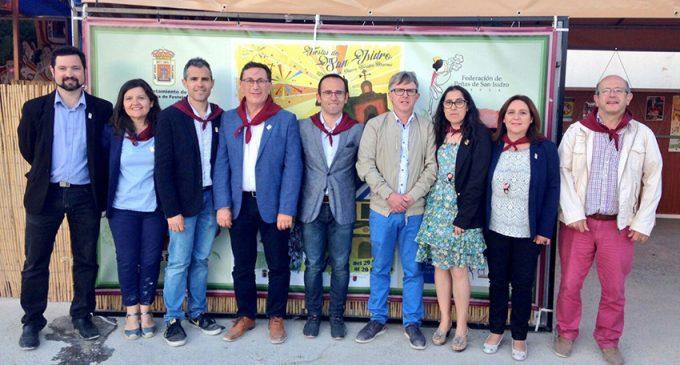 Francisco Javier Soriano será el nuevo presidente de las peñas de San Isidro