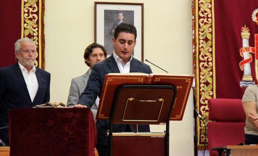 Sergio Puche Aguilera entra a formar parte de la corporación