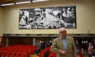 Fallece el pintor yeclano Tomás Martínez, admirador de Picasso
