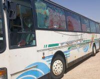 Este autobús es un bazar