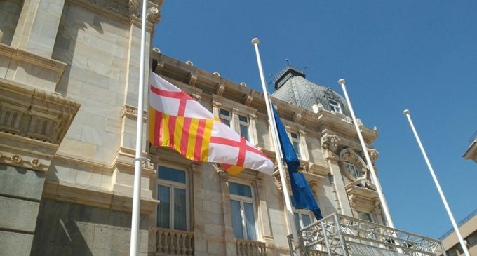 Ciudadanos pide que la bandera de Barcelona ondee en el ayuntamiento de Yecla