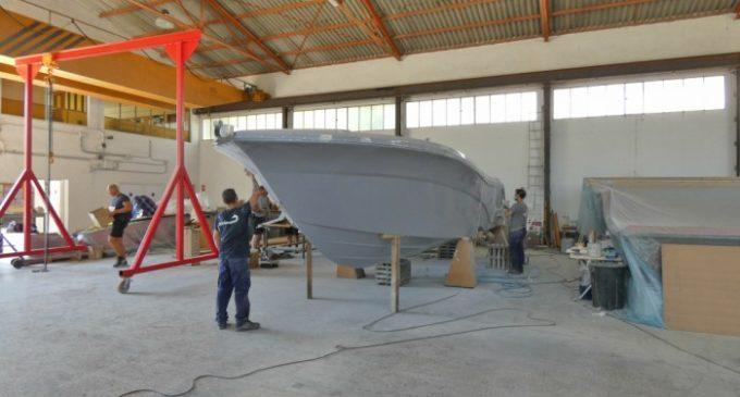 Graphenano construye el primer barco hecho con grafeno