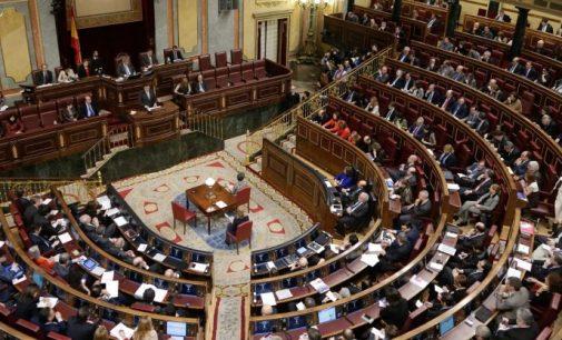IU lleva al Congreso de los Diputados la granja porcina del Arabí
