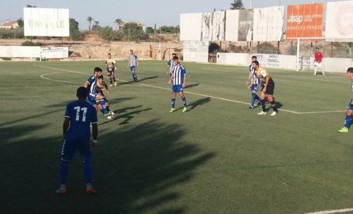 El Yeclano empieza la temporada con un empate en Lorca