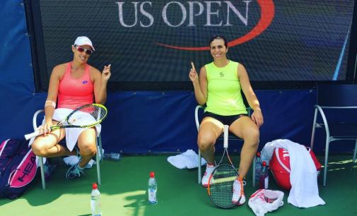 María José Martínez disputa su noveno US Open
