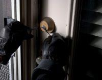 Los robos en domicilios caen con fuerza en lo que llevamos de 2017