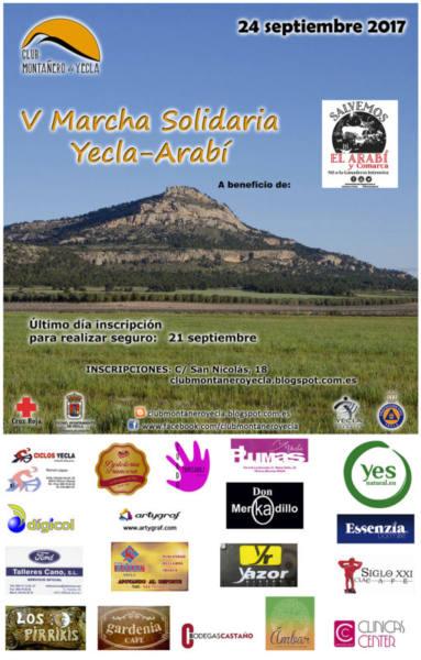 Yecla Arabí Marcha