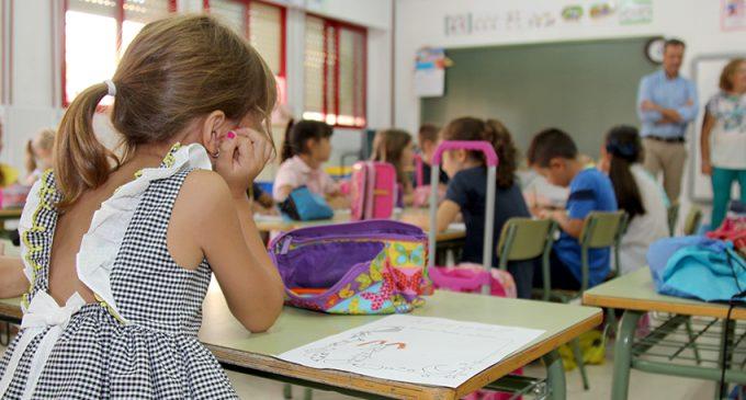 25 plazas de profesores no se han cubierto en el primer día de clases en Yecla