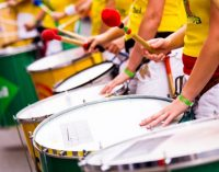 La Escuela de Música incluye la percusión brasileña en su oferta