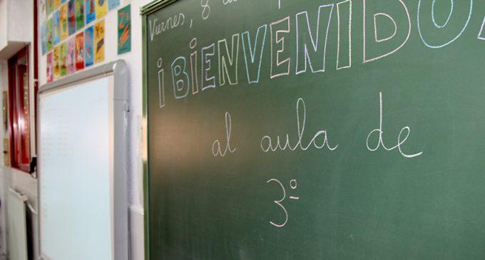Primer día de curso para 3.649 alumnos en Yecla