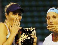 Tokyo brinda a Martínez y Klepac el primer título de la temporada