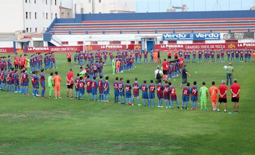 La Sociedad Fútbol Base Yecla presenta sus nueve equipos de esta temporada