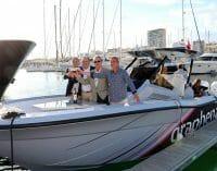 Graphenano presenta su primer barco con grafeno