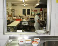 Gerencia reforma parte de la cocina del hospital Virgen del Castillo