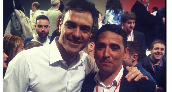Conesa elige a Pedro José Rubio para la ejecutiva regional del PSOE