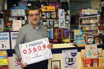 lotería nacional premio yecla librería del niño