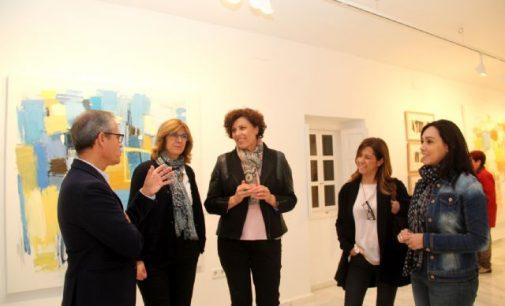 El artista yeclano Emilio Pascual expone en Puerto Lumberas
