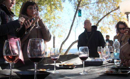 Ruta del Vino colgó el cartel de completo en la celebración enoturística