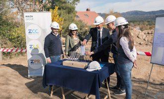 Maza aterriza a Madrid construyendo una vivienda residencial