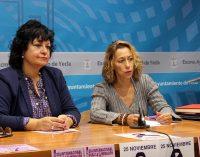 El consistorio organiza actos por el día de la eliminación de la violencia contra la mujer