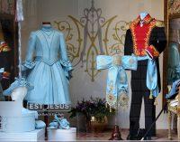 Estos son los trajes de los Pajes de las Fiestas de la Virgen