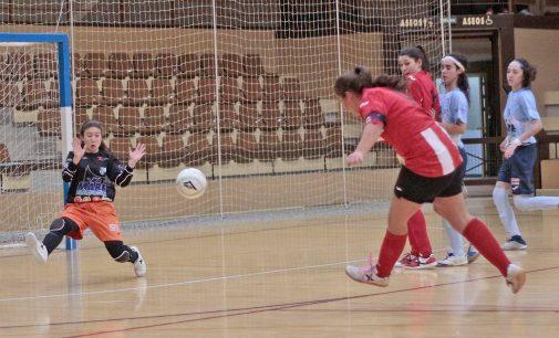 La SD Hispania da una lección de fútbol sala