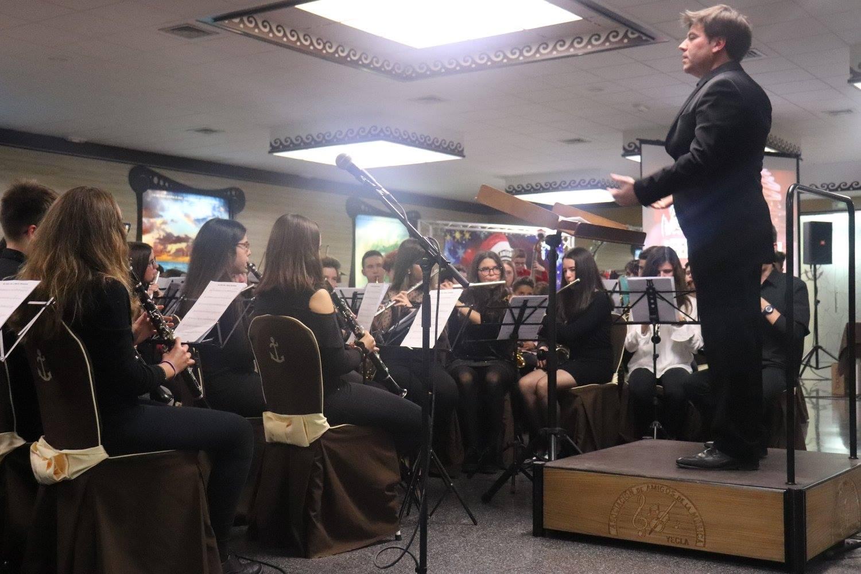 banda yecla escuela de música concierto navidad
