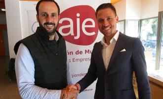 Pablo Soler, nuevo delegado en el Altiplano de los jóvenes empresarios