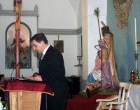 El profesor Miguel Ángel Puche Lorenzo anuncia la Navidad en Yecla