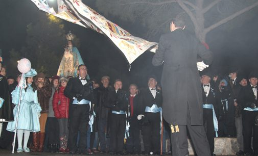 Las fiestas de la Virgen llegan a su fin con La Subida