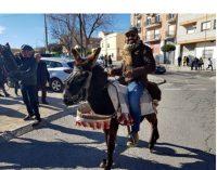 En honor al patrón de los animales, San Antón